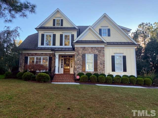 768 Heritage Arbor Drive, Wake Forest, NC 27587 (#2349428) :: Masha Halpern Boutique Real Estate Group