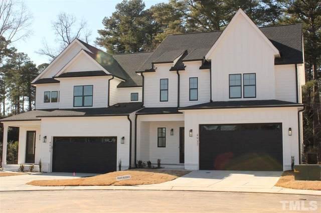 4923 Trek Lane, Raleigh, NC 27606 (#2349565) :: Real Properties