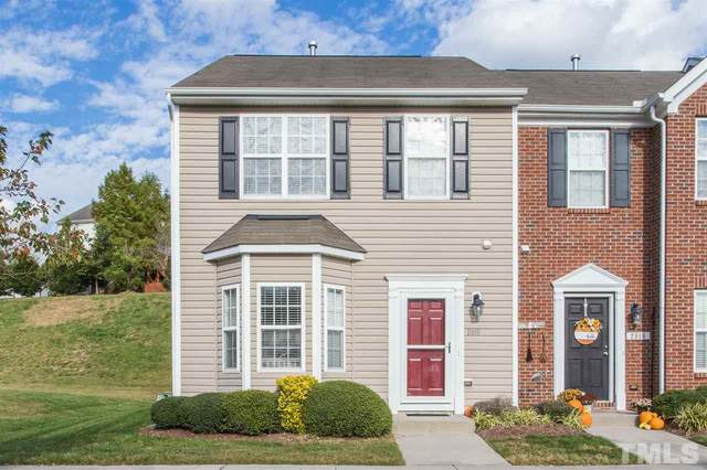 2818 Gross Avenue, Wake Forest, NC 27587 (#2349644) :: Realty World Signature Properties