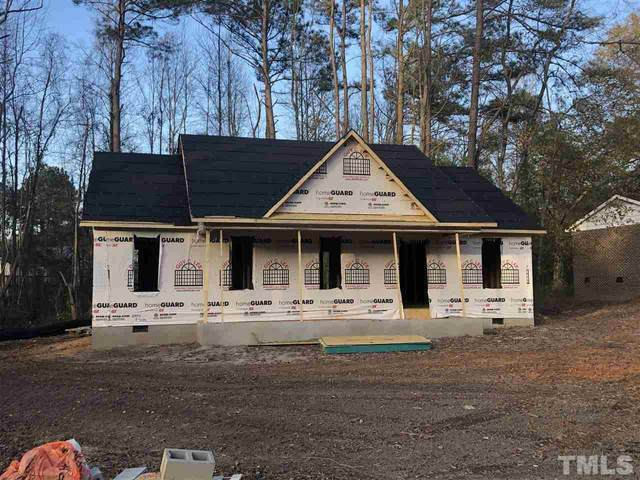 55 Harper Avenue, Four Oaks, NC 27524 (#2349662) :: The Rodney Carroll Team with Hometowne Realty