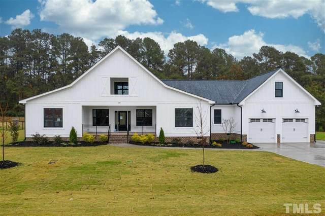 283 Allesandra Drive, Clayton, NC 27527 (#2349680) :: Sara Kate Homes