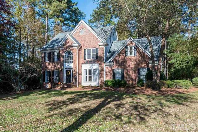 4928 Timbergreen Lane, Holly Springs, NC 27540 (#2349860) :: M&J Realty Group