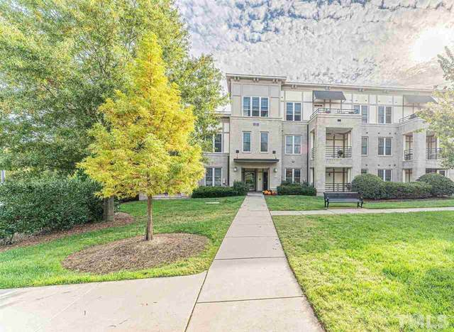 501 Finsbury Street #103, Durham, NC 27703 (MLS #2349940) :: On Point Realty