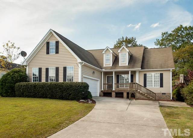 862 Cokesbury Park Lane, Fuquay Varina, NC 27526 (#2349948) :: Real Estate By Design