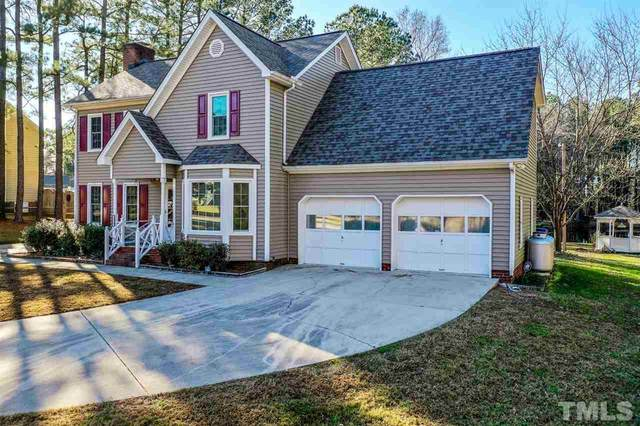1929 Old Greenfield Road, Raleigh, NC 27604 (#2349974) :: Classic Carolina Realty