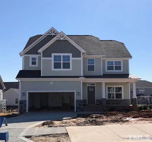 3504 Jones Lake Road Lot 780, Fuquay Varina, NC 27526 (#2350068) :: Real Properties