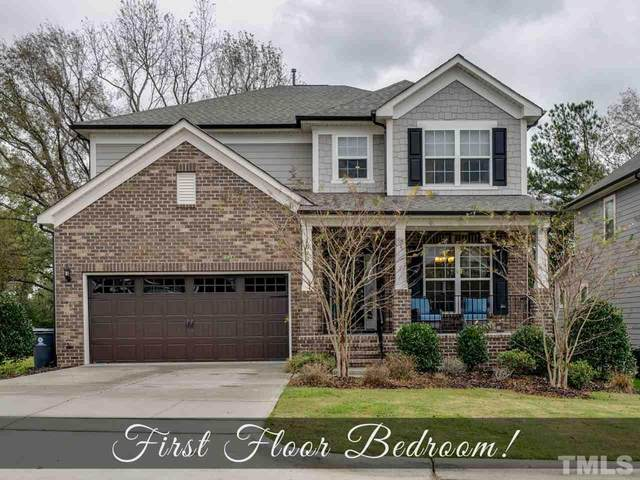 1503 Thassos Drive, Apex, NC 27502 (MLS #2350208) :: On Point Realty
