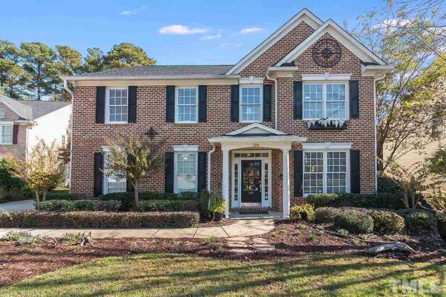 204 Shillings Chase Drive, Cary, NC 27518 (#2350210) :: Saye Triangle Realty