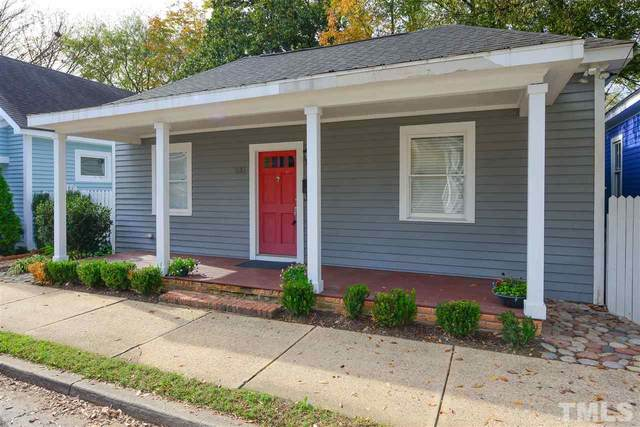 510 S Saunders Street, Raleigh, NC 27603 (MLS #2350325) :: On Point Realty