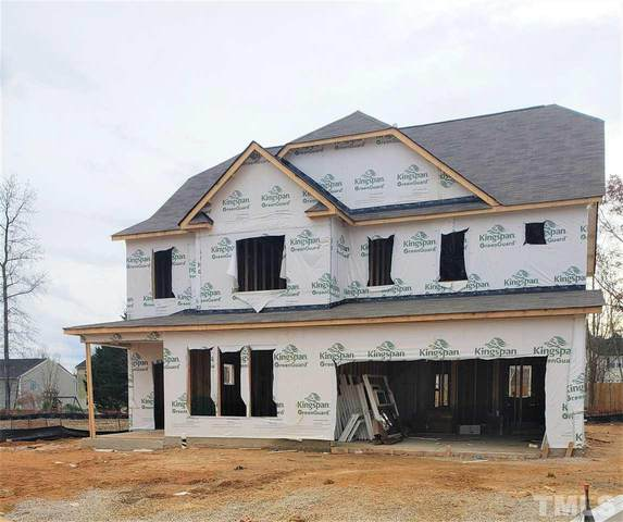 540 Tea Rose Drive #16, Knightdale, NC 27545 (#2350333) :: Bright Ideas Realty