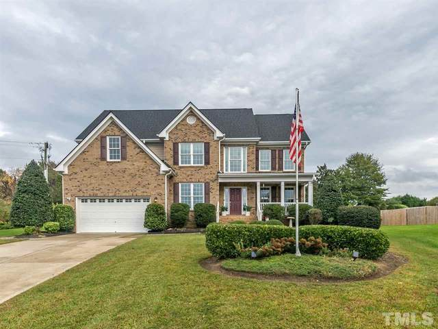 1412 Litchborough Way, Wake Forest, NC 27587 (#2350412) :: M&J Realty Group