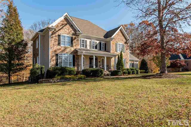580 Christopher Drive, Clayton, NC 27520 (#2350441) :: Saye Triangle Realty
