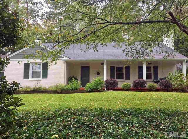 1640 Pineview Drive, Raleigh, NC 27606 (#2350443) :: Real Estate By Design