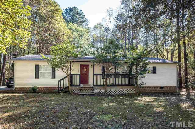 634 Lawrence Road, Wake Forest, NC 27587 (#2350573) :: Real Estate By Design