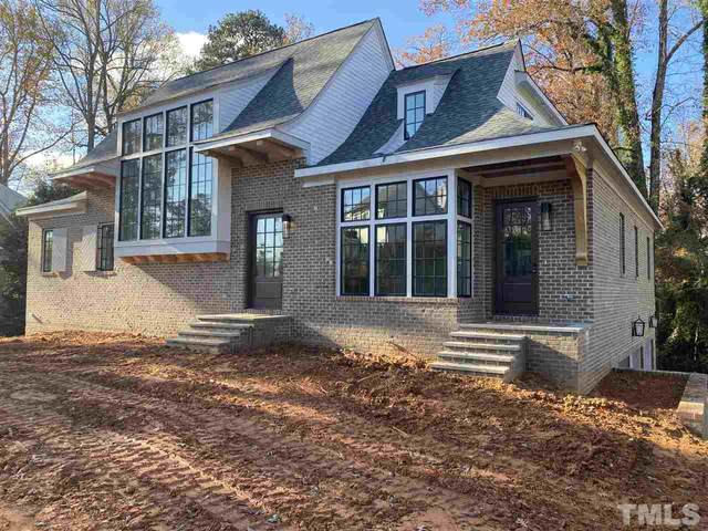 511 Chesterfield Road, Raleigh, NC 27608 (#2350642) :: Real Estate By Design