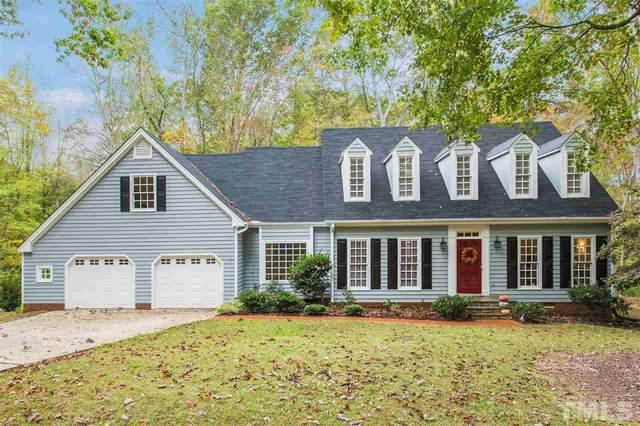 805 Bennington Drive, Raleigh, NC 27615 (#2350753) :: Realty World Signature Properties
