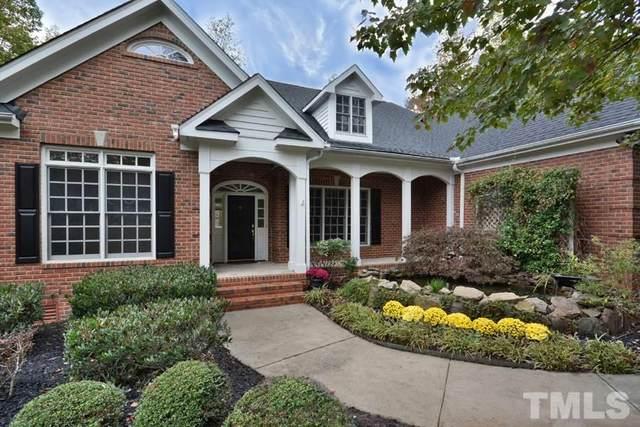 17 Fairwoods Drive, Durham, NC 27712 (#2350970) :: Realty World Signature Properties
