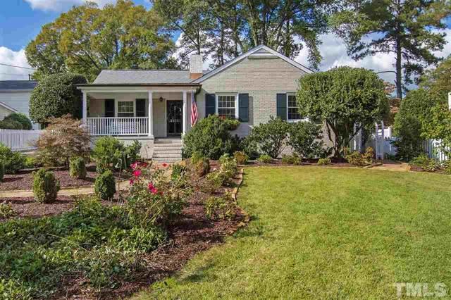 2611 Kittrell Drive, Raleigh, NC 27608 (#2351051) :: Dogwood Properties
