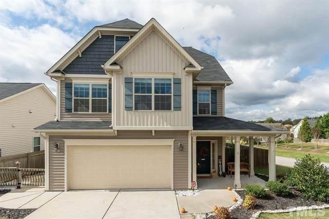 16 Averasboro Drive, Clayton, NC 27520 (#2351104) :: Real Estate By Design