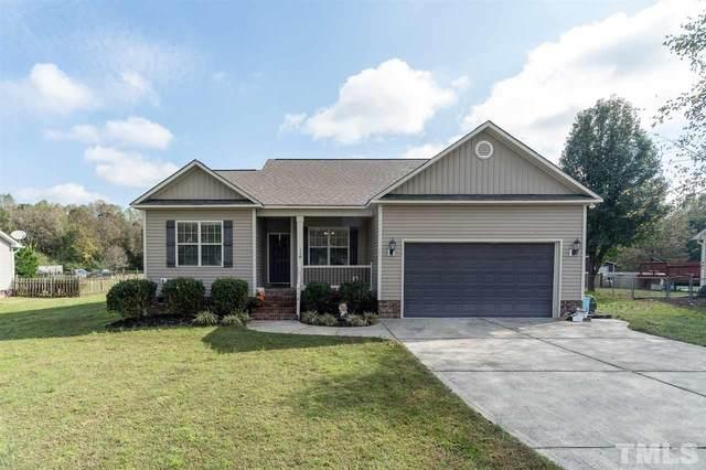 372 Pedernales Drive, Smithfield, NC 27577 (#2351141) :: Real Estate By Design