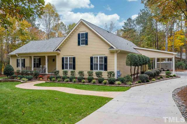 120 Teasel Court, Clayton, NC 27527 (#2351225) :: Classic Carolina Realty