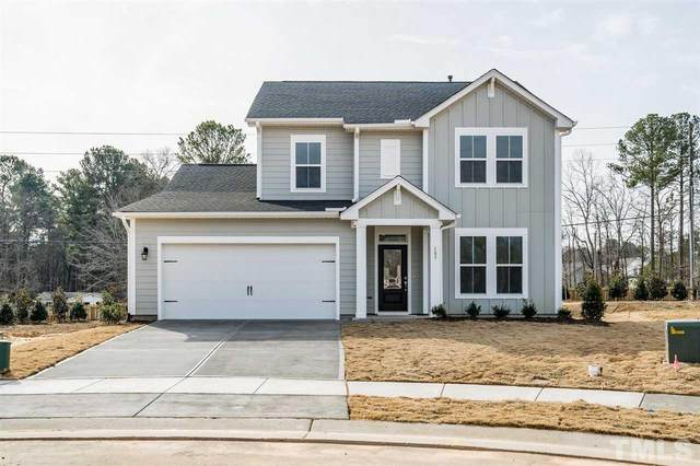 105 Select Court, Holly Springs, NC 27540 (#2351455) :: The Jim Allen Group
