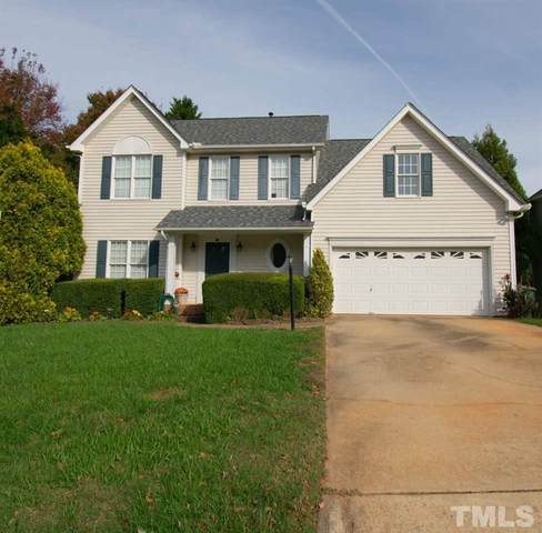 101 Travilah Oaks Lane, Cary, NC 27518 (#2351486) :: Marti Hampton Team brokered by eXp Realty