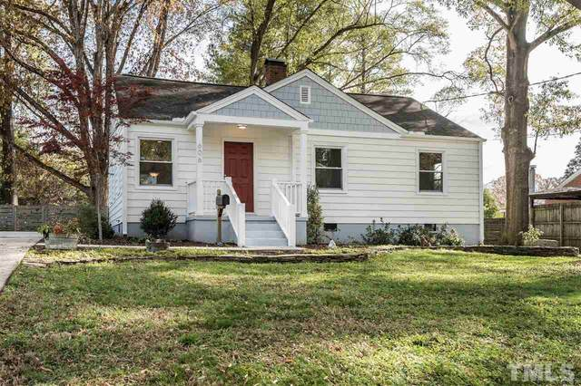 606 N King Charles Road, Raleigh, NC 27610 (#2351549) :: Triangle Just Listed