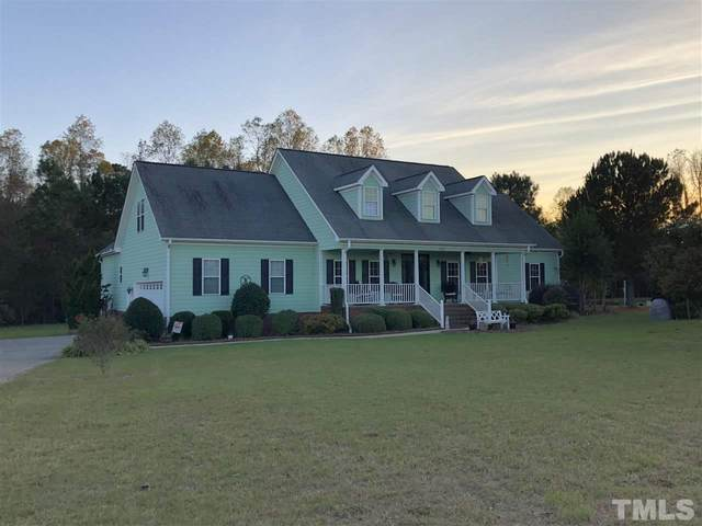137 Bayberry Lane, Smithfield, NC 27577 (#2351552) :: Bright Ideas Realty