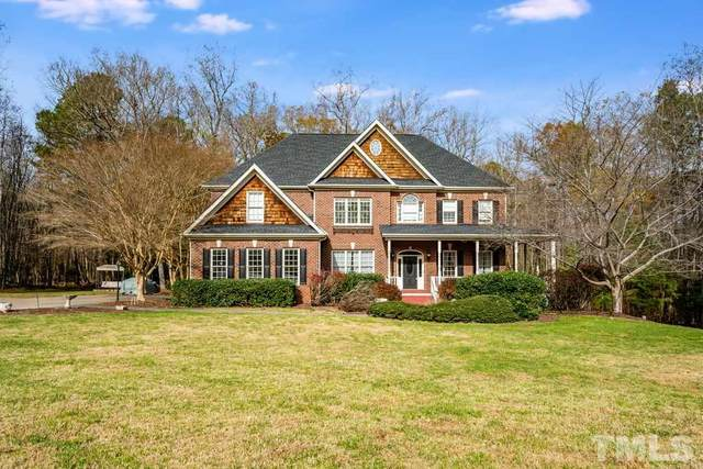 2101 Old Nc 98 Highway, Wake Forest, NC 27587 (#2351673) :: Sara Kate Homes