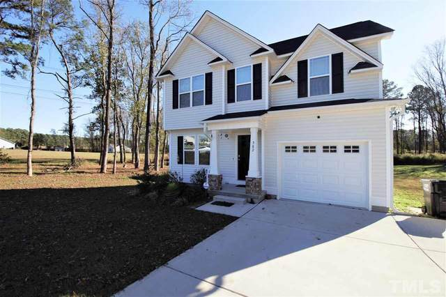 582 Roberts Road, Willow Spring(s), NC 27592 (#2351860) :: Raleigh Cary Realty