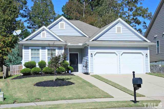 683 Shefford Town Drive, Rolesville, NC 27571 (MLS #2351879) :: On Point Realty