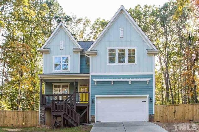 2209 Woodnell Drive, Raleigh, NC 27603 (#2351945) :: Real Estate By Design