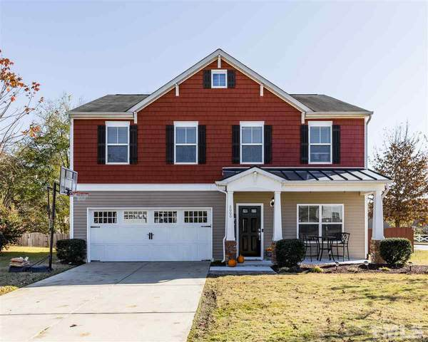 6000 Winged Willet Court, Wendell, NC 27591 (MLS #2352009) :: On Point Realty