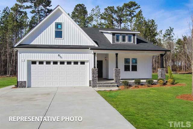 136 S Titus Lane, Wendell, NC 27591 (MLS #2352077) :: The Oceanaire Realty