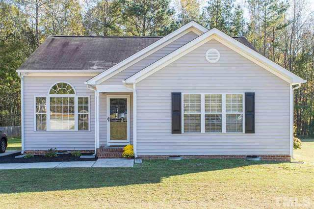 65 Meadowfield Lane, Franklinton, NC 27525 (#2352136) :: Rachel Kendall Team