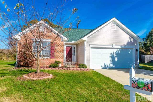 1024 Dewberry Court, Clayton, NC 27520 (#2352218) :: The Beth Hines Team