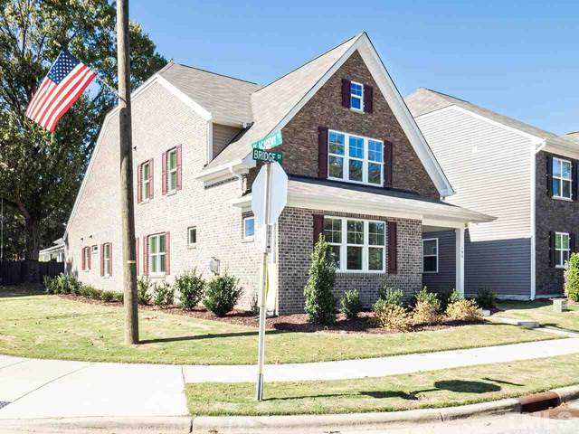 105 Bridge Street, Fuquay Varina, NC 27526 (#2352261) :: Sara Kate Homes