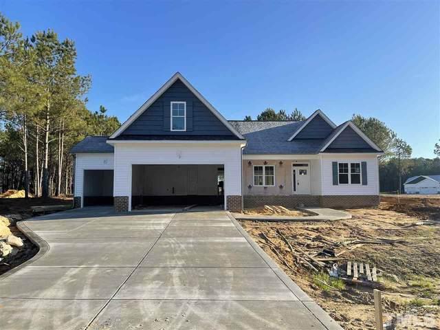 232 Ravens Row Drive, Benson, NC 27504 (#2352269) :: Real Properties
