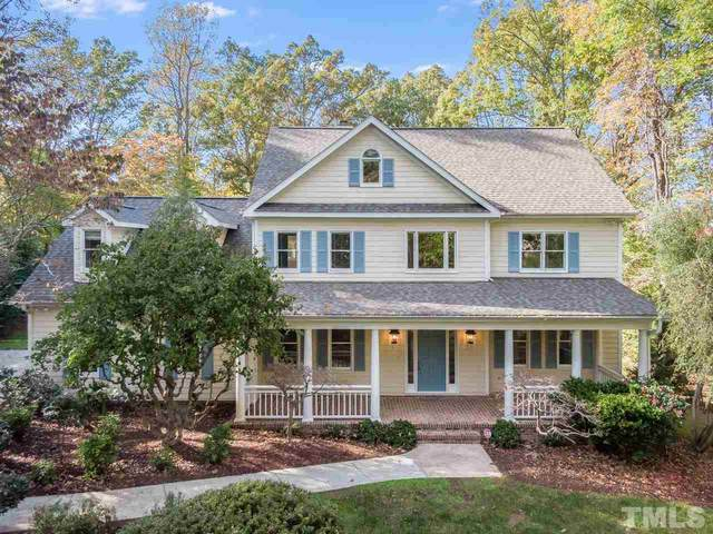 109 Umbrio Lane, Chapel Hill, NC 27517 (#2352274) :: Real Estate By Design