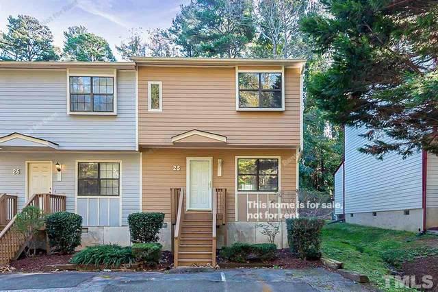 3622 Colchester Street #25, Durham, NC 27707 (#2352340) :: Sara Kate Homes