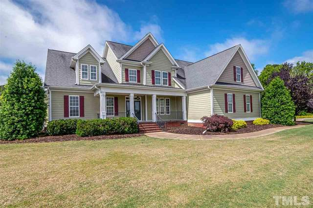 5321 Hilltop Needmore Road, Fuquay Varina, NC 27526 (#2352414) :: Real Estate By Design