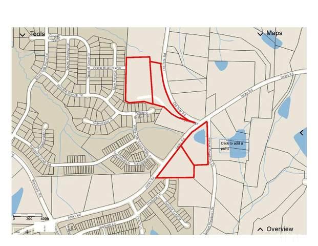 1516 Old Ivey Road, Apex, NC 27523 (#2352808) :: Team Ruby Henderson