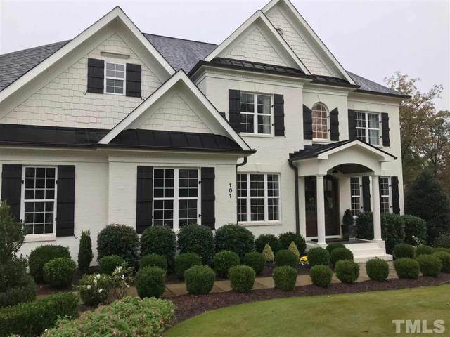 101 Morning Oaks Drive, Holly Springs, NC 27540 (#2352843) :: Dogwood Properties