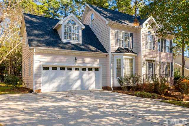 314 Edgemore Avenue, Cary, NC 27519 (#2352937) :: Real Estate By Design