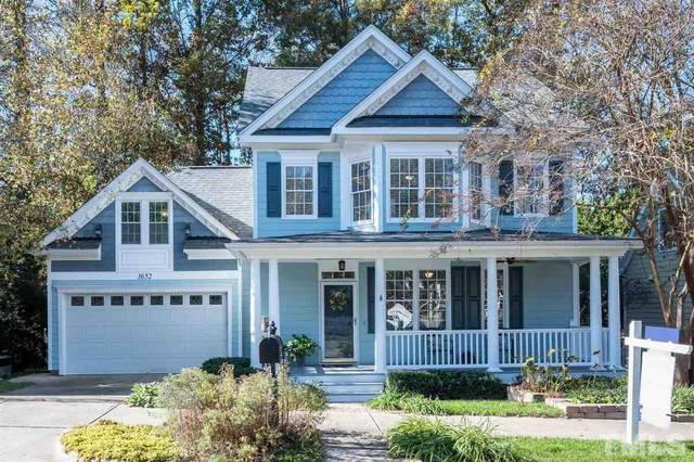 1652 Town Home Drive, Apex, NC 27502 (#2353026) :: M&J Realty Group