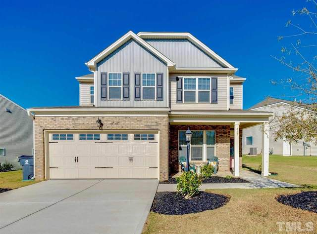 282 Tuscan Ridge Drive, Clayton, NC 27527 (#2353272) :: Bright Ideas Realty