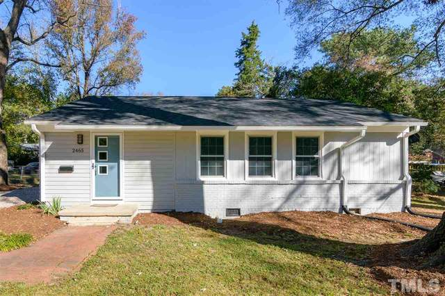 2465 Derby Drive, Raleigh, NC 27610 (#2353295) :: M&J Realty Group