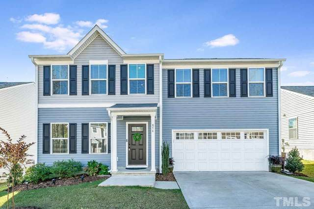 874 Garrison Avenue, Clayton, NC 27520 (#2353370) :: Sara Kate Homes