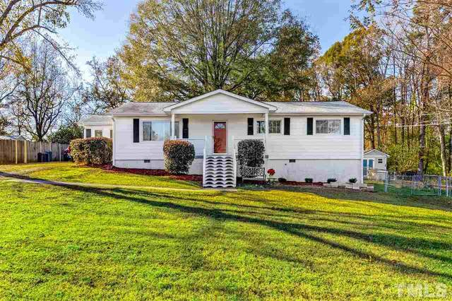 8200 Lakeshore Drive, Garner, NC 27529 (#2353613) :: Triangle Top Choice Realty, LLC